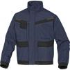 Montérková blůza DELTA MACH 2 množství kapes PES/BA raglánové rukávy tmavě modrá