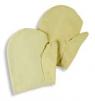 Rukavice TEMPEX OVERGLOVE výměnný tepluoodlný izolační návlek na rukavici 290 mm žlutý