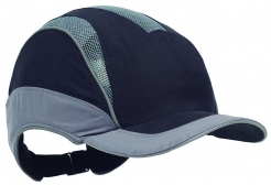Čepice se skořepinou PROTECTOR FB3 ELITE zkrácený kšilt černo/šedá