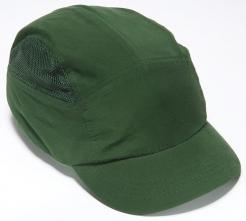 Čepice se skořepinou PROTECTOR FBC+HC22 zelená