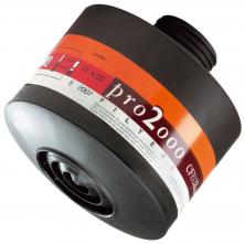 """Filtr SCOTT PRO2000 CFR32 reaktor HgP3 R D redukovaný vstupní otvor se závitem 40 mm x 1,7"""""""