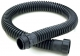 Pryžová hadice k filtračně ventilačním jednotkám PROFLOW, TORNADO, DURAFLOW, AUTOFLOW černá