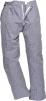 Kalhoty PW Barnet Chefs částečně elastický pas zámky na opasek 100% bavlna kuchařské vzor pepito tmavě modro/bílé