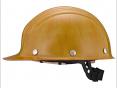 Přilba SCHUBERTH BEN II I/79 GW kovové upevnění hlavového kříže kůže/pěna hnědá