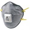 Respirátor 3M 9914 FFP1V speciální proti prachu a aerosolům, zápachu výdechový ventil šedý