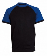 Triko OLIVER ORION bavlna 180g černo/modré velikost XL