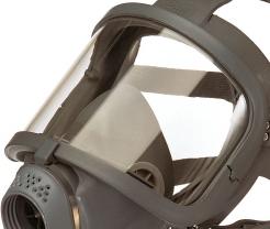 Zorník TRIPLEX vrstvený skleněný k celoobličejové masce SARI
