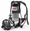 Dýchací přístroj PROPAK celoobličejová maska VISION 3 zádový nastavitelný nosič FX kompositová tlaková lahev 6,0l-300bar
