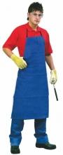 Zástěra CXS STELA pracovní laclová řemeslnická kepr modrá