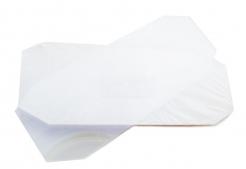 Folie ochranné výměnná na zorník dýchací kukly Honeywell Junior A a Junior B balení 100 ks čirá