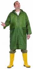 Pláštěnka IRWELL PVC tenká zelená velikost XL