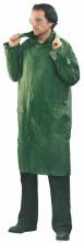 Plášť CXS VENTO šusťákový nepromokavý tmavě zelený