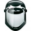 Štít Bionic včetně hlavového držáku polykarbonátový čirý