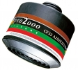 "Filtr SCOTT PRO2000 CF32 A2B2E2K2 HgP3 R D se závitem 40 mm x 1,7"""
