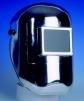 Kukla pokovená svářečská průzor 110x90mm včetně hlavového kříže