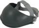 Držák štítu KULEN na hlavu ochrana čela potní pásek nastavitelný k zorníkům FONDERMANN / UNIVERSAL FH66 šedý
