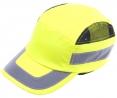 Čepice se skořepinou PROTECTOR FBC+ HC22 HV žlutá