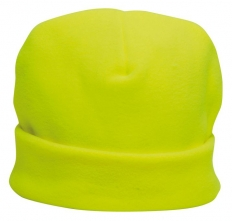Čepice KULICH fleecová s podšívkou Thinsulate výstražně žlutá