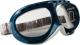 Brýle B-E 7 čiré PC brusné zelené