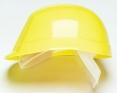 Přilba BUMPMASTER 4 bodový plastový kříž žlutá