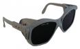 Brýle B-B 40 šedý rámeček svářečské zorníky stupeň 11