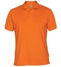 Polokošile ESTRELA ROLY krátký rukáv oranžová velikost XL