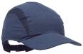 Náhradní potah na čepici se skořepinou PROTECTOR FB3 CLASIC standardní délka kšiltu tmavě modrá