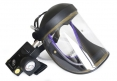Kukla dýchací CRUSAIDER Lite ventilovaný štít PC