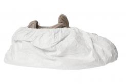 Návlek na obuv TYVEK POSO jednorázový nízký pružný okraj bílý