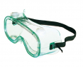 Brýle Honeywell LG20 uzavřené měkká lícnice textilní guma neventilované nemlživé čiré