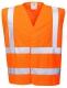 Vesta Hi Vis FR 70 výstražná reflexní pruhy nehořlavá Index 1 oranžová