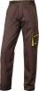 Montérkové kalhoty MACH 6 PANOSTYLE do pasu hnědo/zelené velikost S
