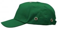 Čepice se skořepinou VOSS Cap zelená