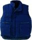 Vesta SIERRA s kapsami zateplená tmavě modrá velikost XXXL
