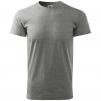 Triko Mach SPRING krátký rukáv černo/šedé velikost XXL