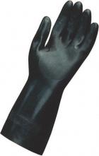 Rukavice MAPA TECHNI MIX 415 neoprén/latex tenké černé velikost 9
