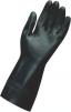 Rukavice MAPA TECHNI MIX 415 neoprén/latex protiskluzný reliéf v dlani chemicky odolné délka 320 mm černé