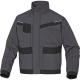 Montérková blůza DELTA Mach Corporate 2 NEW PES/BA stojáček reflexní obšívání tmavě šedá/černá