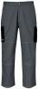 Kalhoty MACH CORPORATE do pasu světle šedá/tmavě šedé velikost L