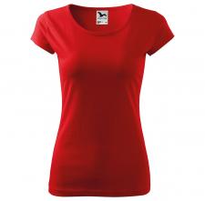 Triko TOP Playtime PES sportovní úplet bez rukávů červené
