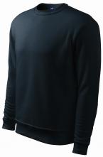 Mikina Essential 300 pánská BA/PES elastický úplet manžety průkrčník spodní lem tmavě modrá