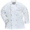 Rondon EXECUTIVE CHEFS kuchařský dvouřadý dlouhý rukáv bílý velikost M