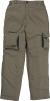 Montérkové kalhoty DELTA PLUS MACH 2 LITE PES/BA lehké do pasu khaki