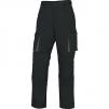 Montérkové kalhoty MACH 2 do pasu černé velikost XXL