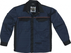 Pracovní košile MACH CORPORATE modro/černá velikost S