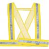 Popruhy BAUCE ramenní výstražné žluté