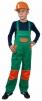 Montérkové kalhoty PINOCCHIO laclové dětské velikost 150cm