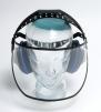 Zorník SAFE 1 polykarbonátový 200mm náhradní ke křovinořezu čirý