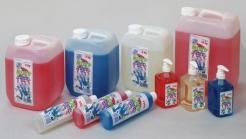 Mýdlo RUTO tekuté baleno ve čtverhraném flakónu s mechanickou pumpičkou 500 g