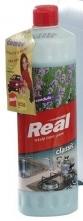 REAL 600g tekutý čistící abrazivní prostředek